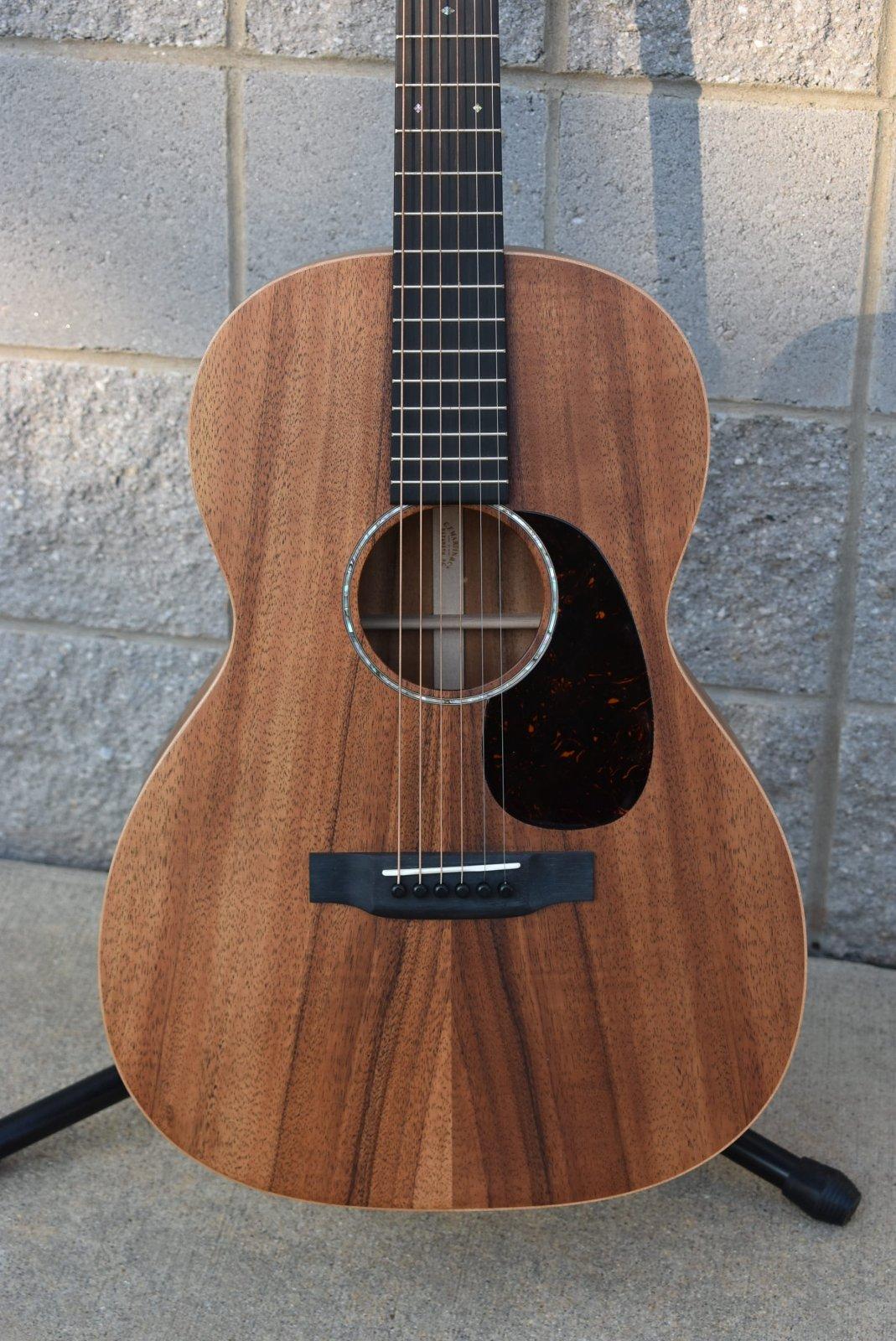 2015 Martin Custom 000-12 Fret Koa