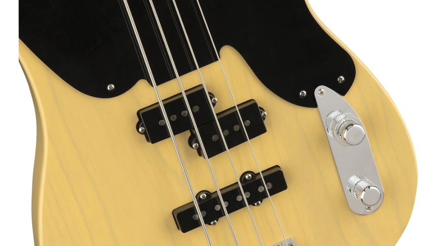 Fender 2018 Limited Edition Parallel Universe '51 Telecaster PJ Bass