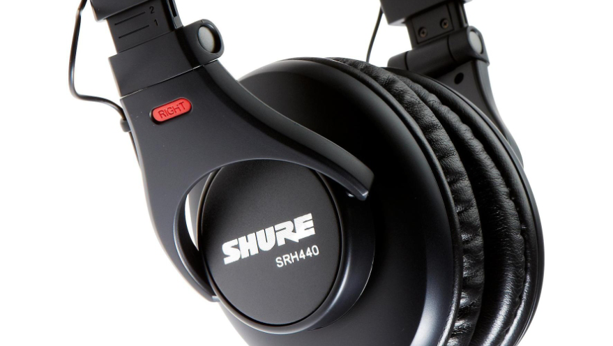 Shure SRH 440 Headphones