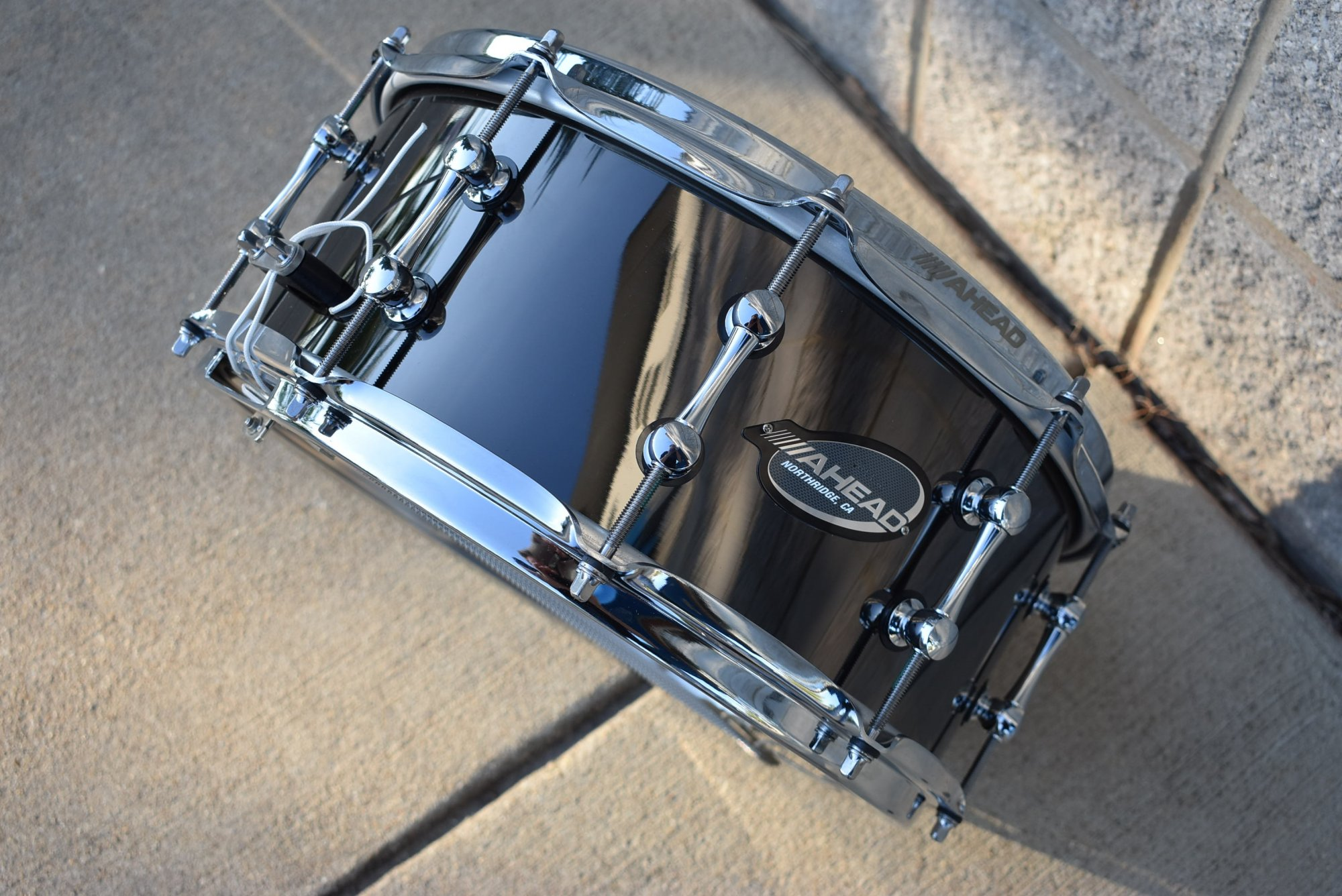 Used AHEAD AS614 Snare Drum