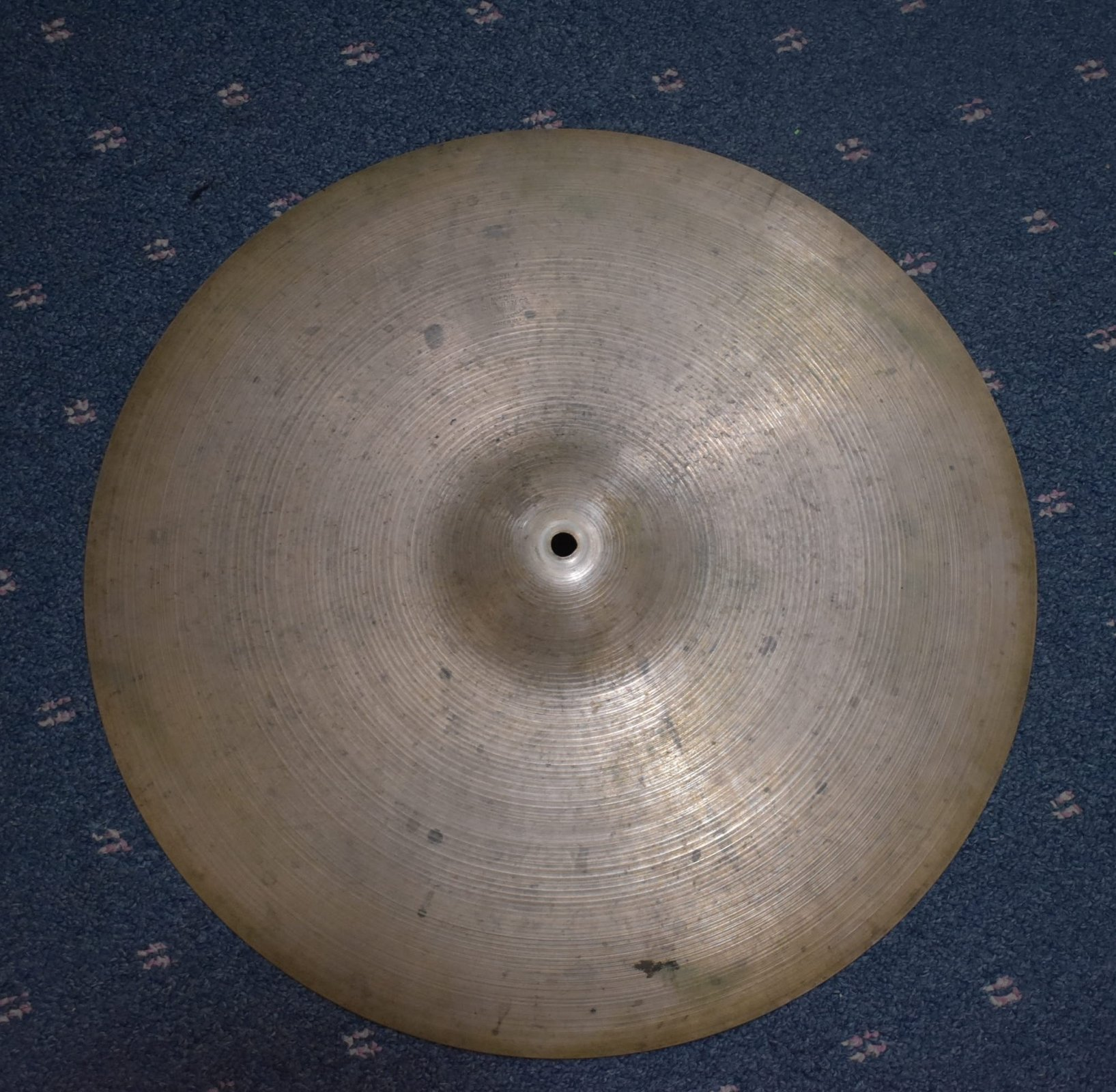 1970s Zildjian 20 Ride