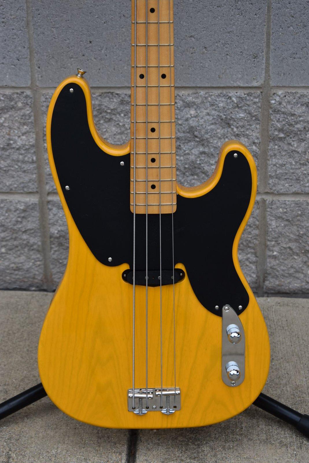 2003 CIJ Fender '51 P Bass - Butterscotch Blonde