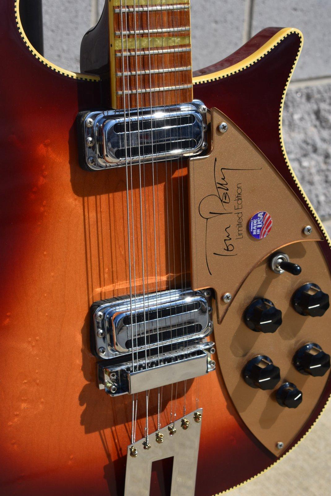 1991 Rickenbacker  660/12TP Tom Petty #366