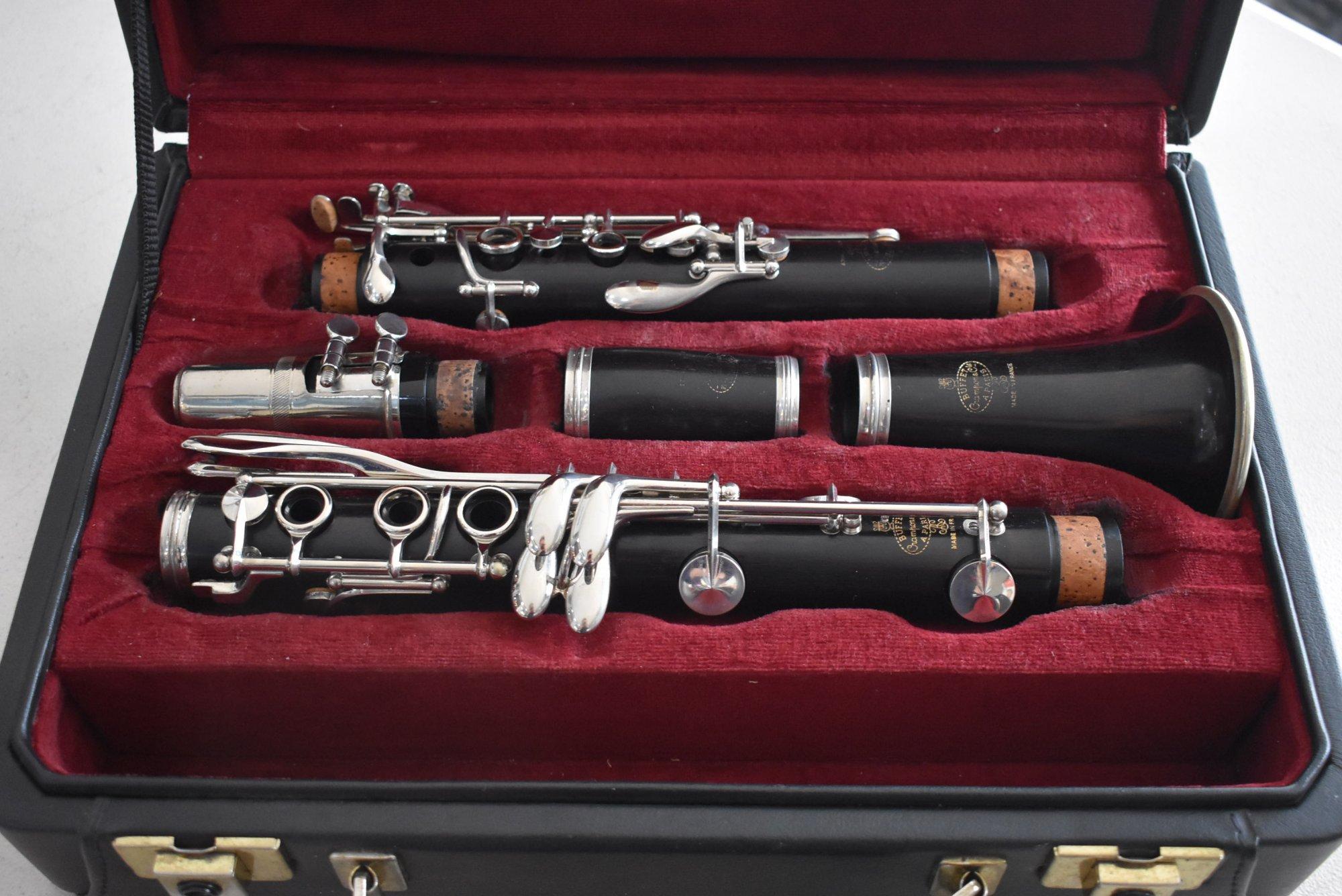 Used Buffet R-13 Clarinet