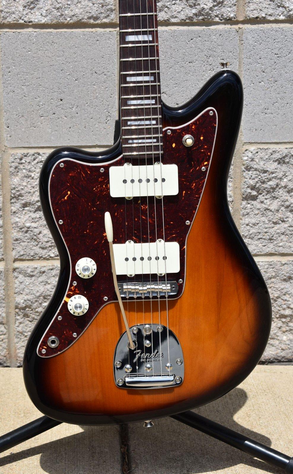 2021 Fender Mod Shop USA Jazzmaster - Left Handed