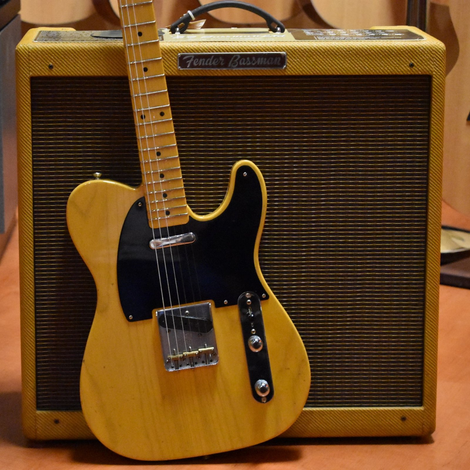 Fender Custom Shop 1952 Telecaster Journeyman
