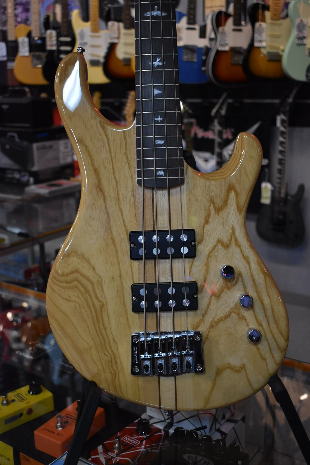 Used Paul Reed Smith SE Kingfisher Bass