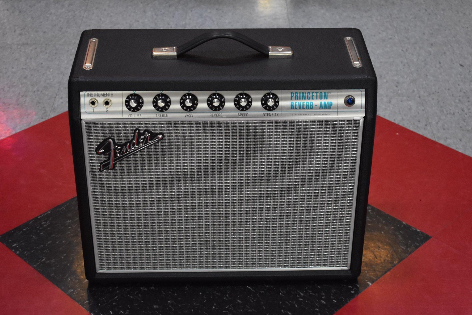 Used Fender '68 Custom Princeton Reverb