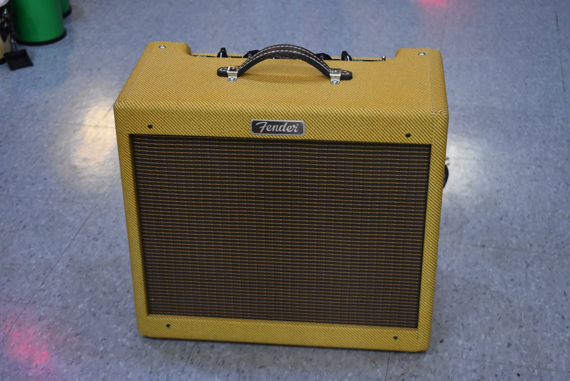 2005 Fender Limited Edition Blues Jr Tweed