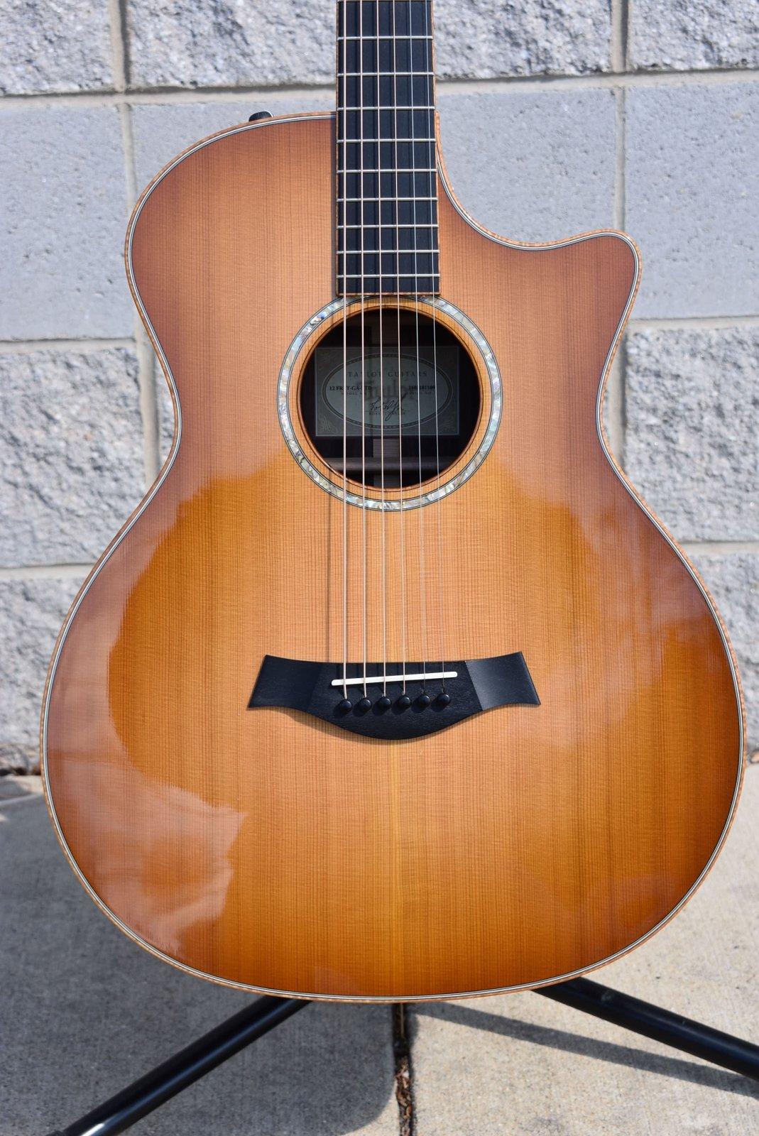 2011 Taylor 12 Fret GA Ltd
