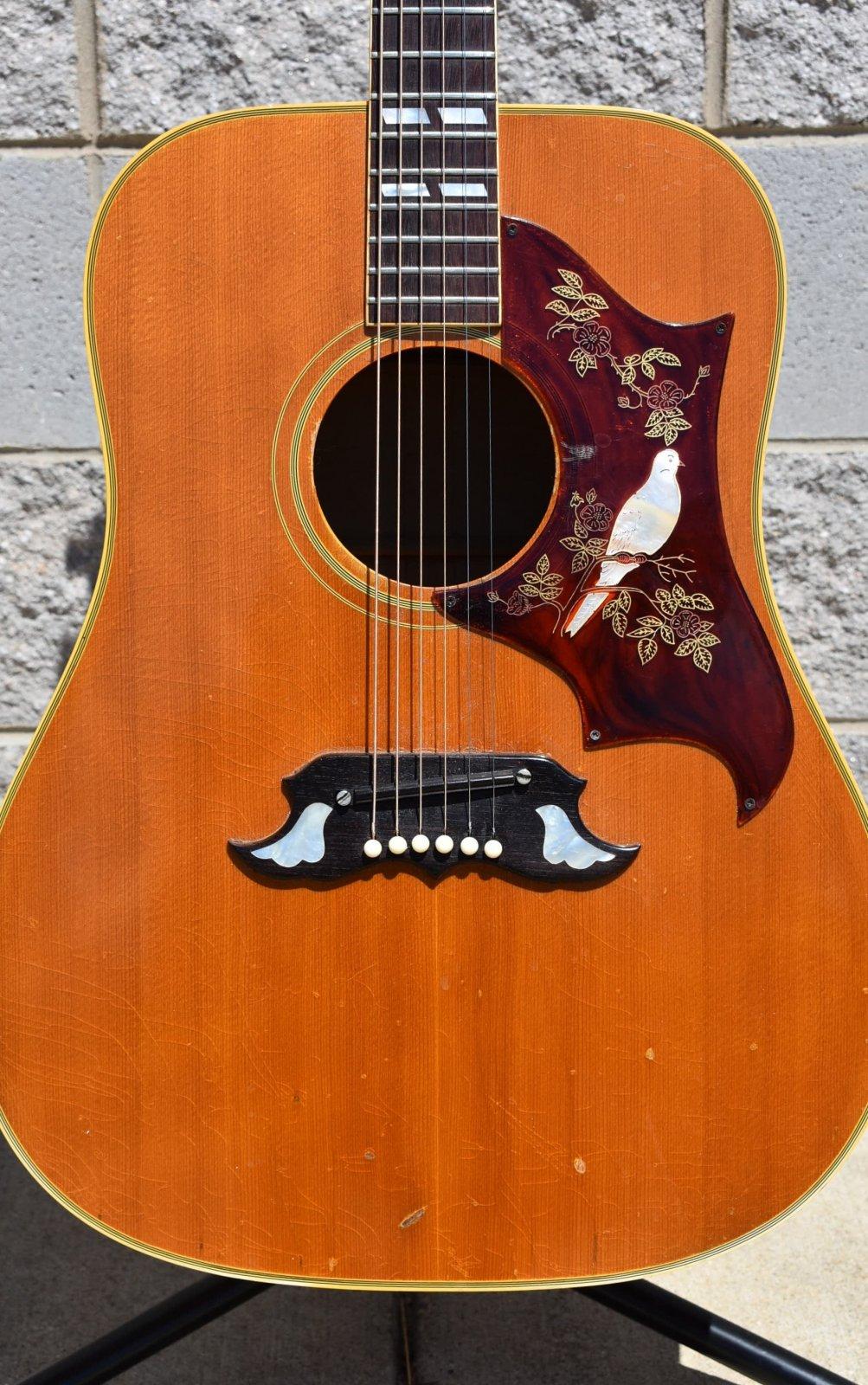 1969 Gibson Dove