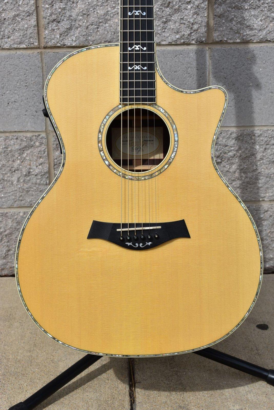 2002 Taylor 914ce