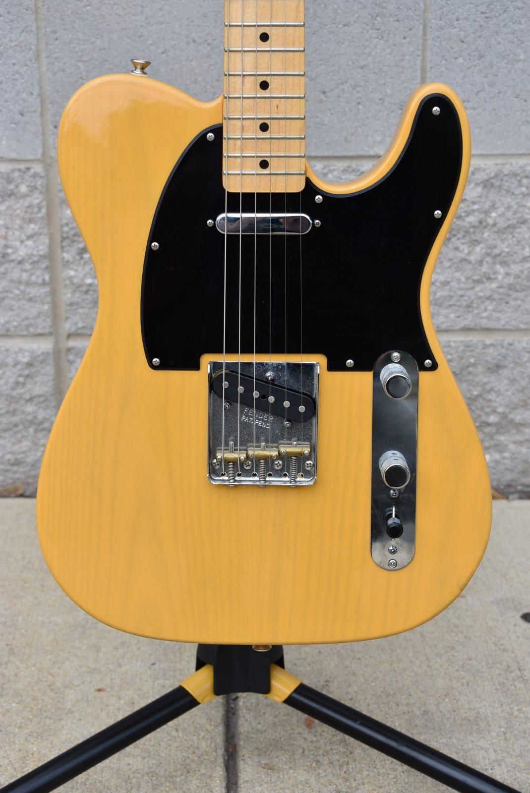 2011 Fender Special Edition Ash Telecaster