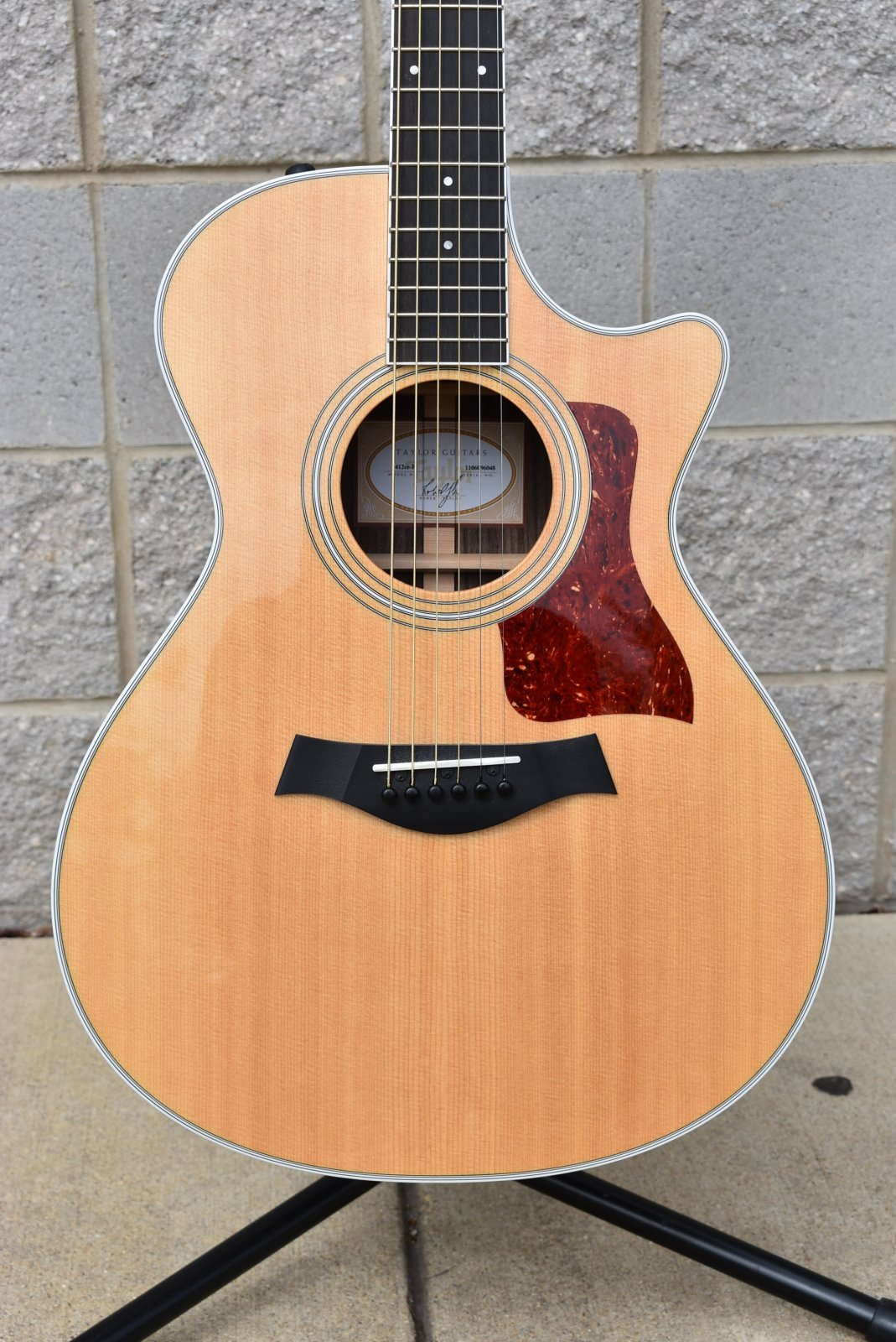 2016 Taylor 412ce-R