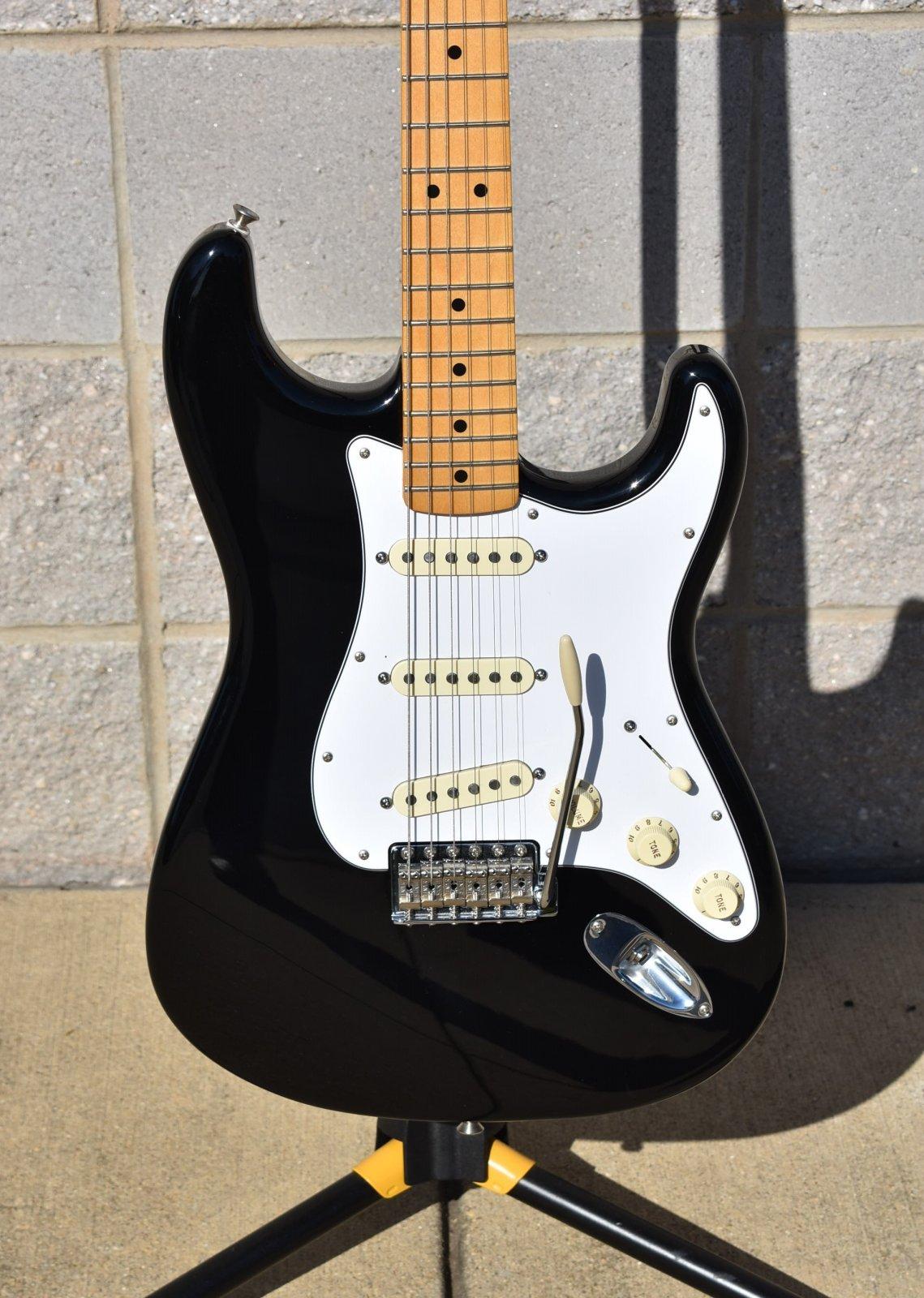 2015 Fender Jimi Hendrix Artist Series Stratocaster   -Black