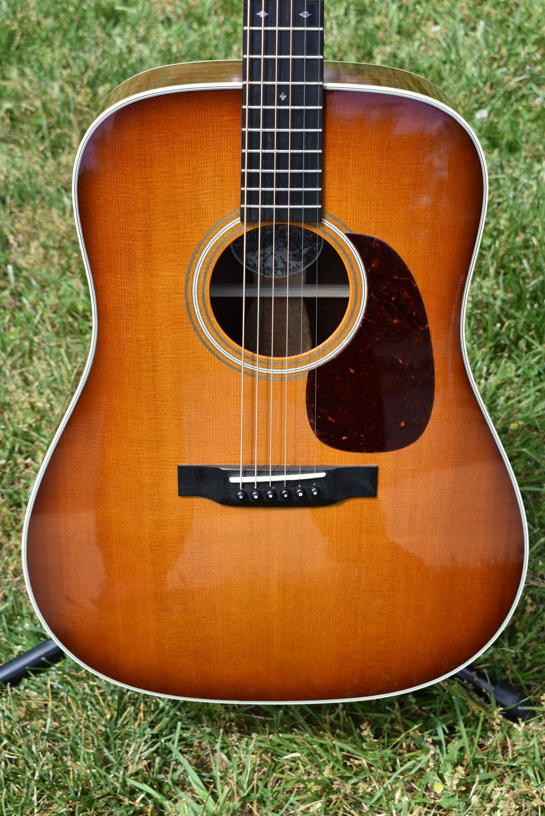 2016 Collings D2 Cocobolo w/ James May Ultra Tonic pickup