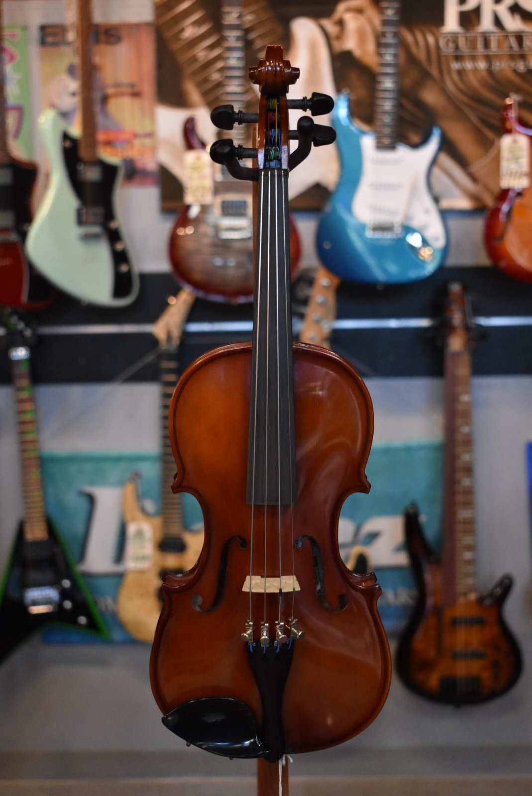 Glaesel VI 101E1  1/4 Violin Outfit