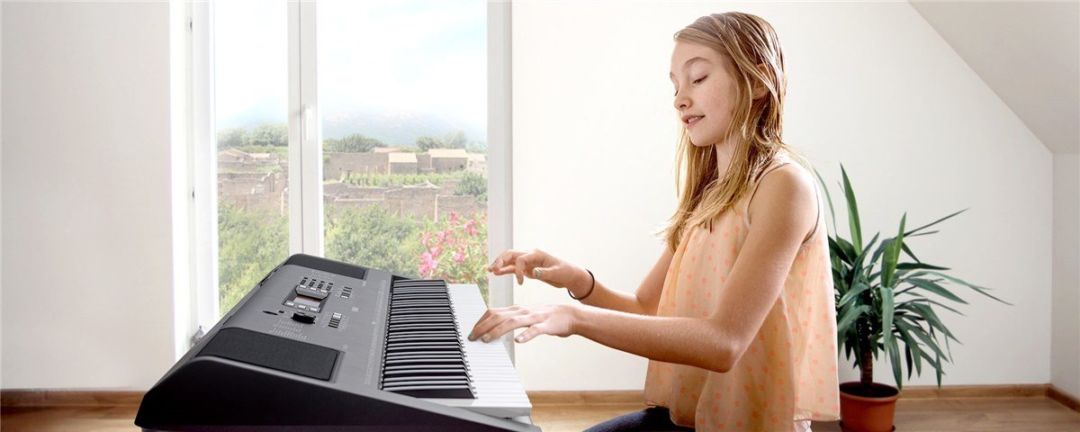 Yamaha PSR-EW310 Portable Keyboard