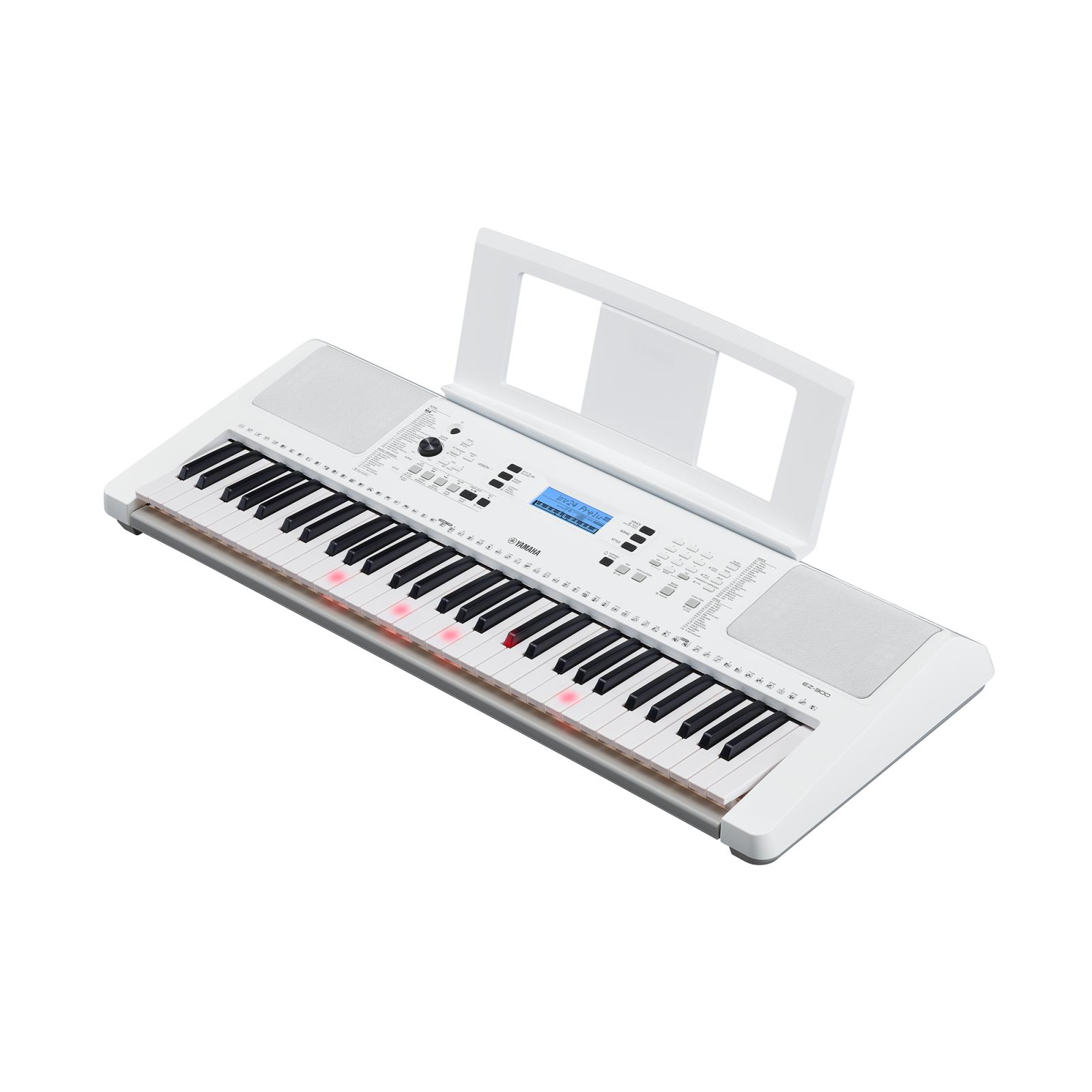 Yamaha EZ-300 Lighted Digital Keyboard