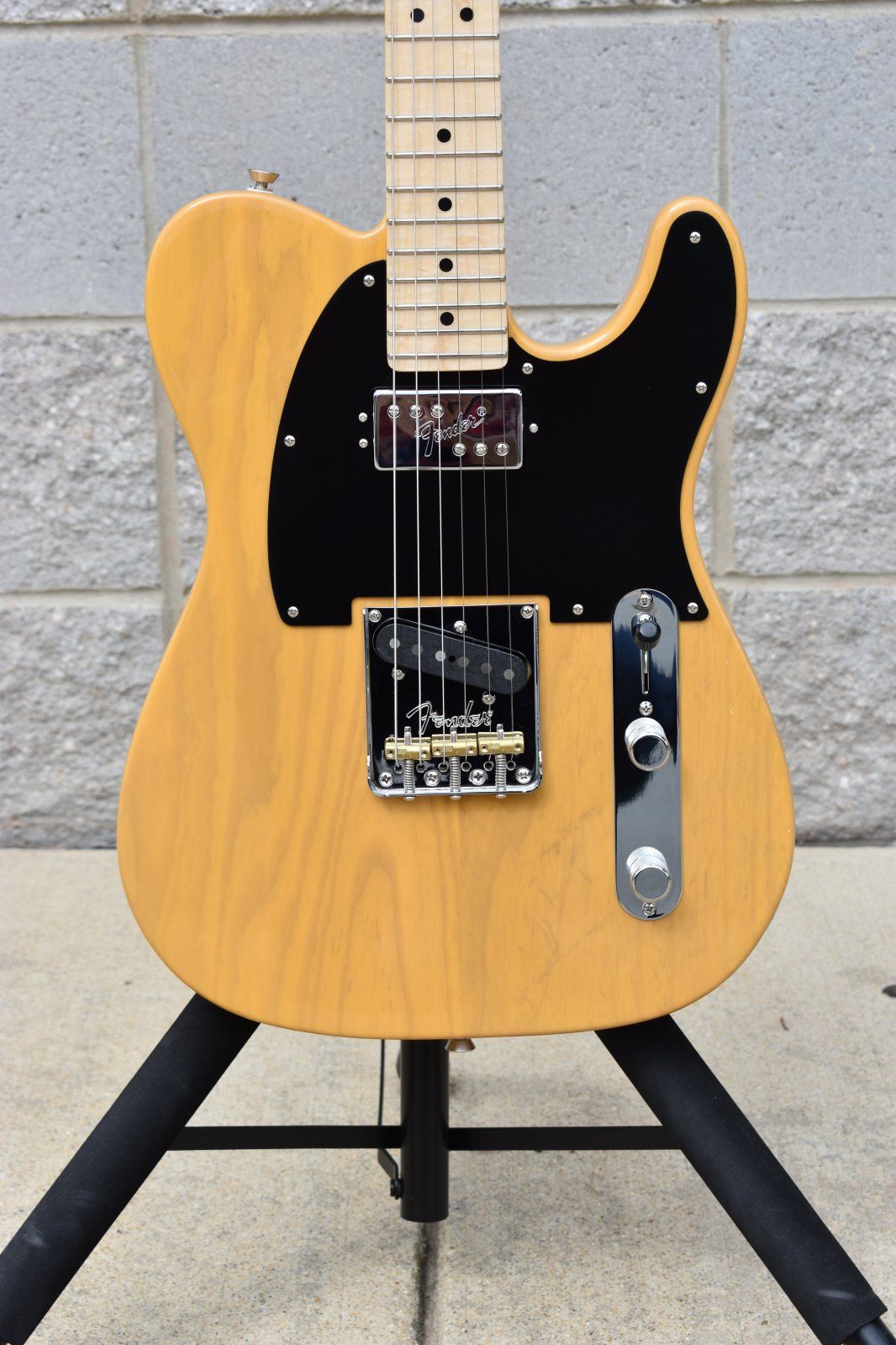 Fender Limited Edition American Pro Telecaster HS - Butterscotch Blonde
