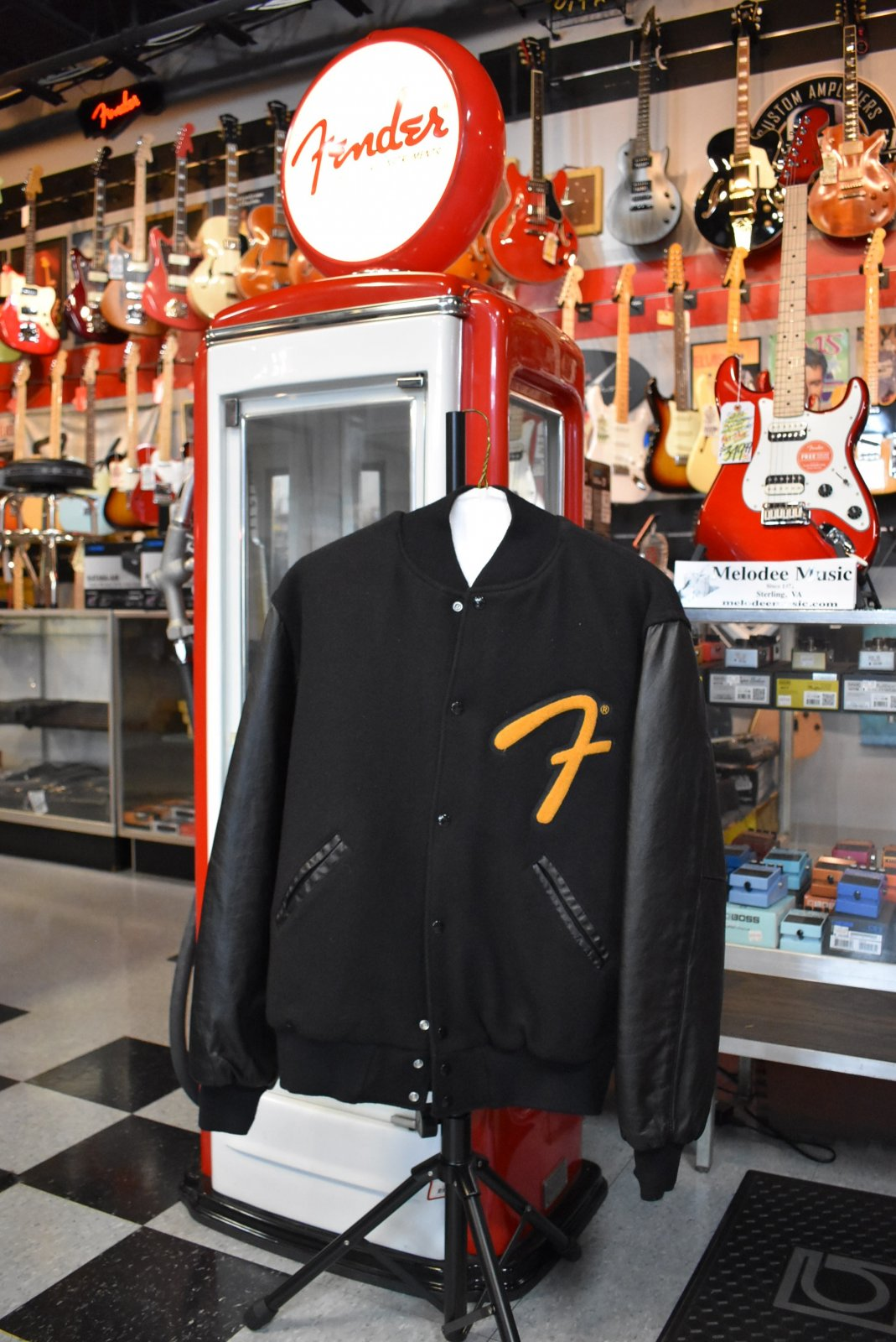 Fender Letter Jacket - Large