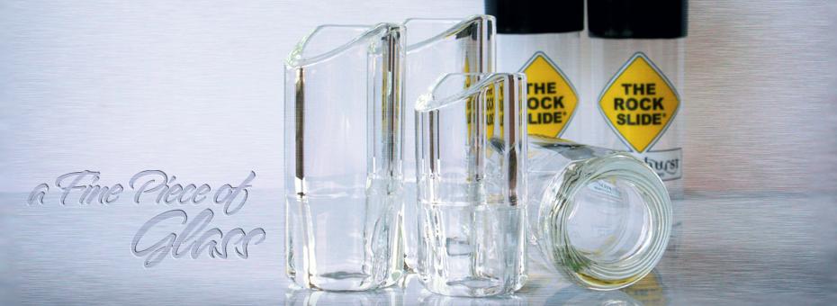 Rock Slide GRS-SC Small Glass Slide