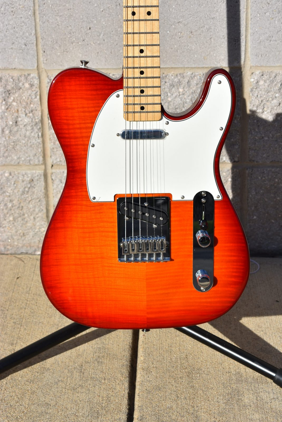 Fender FSR Limited Edition Standard Tele Plus Aged Cherry Burst
