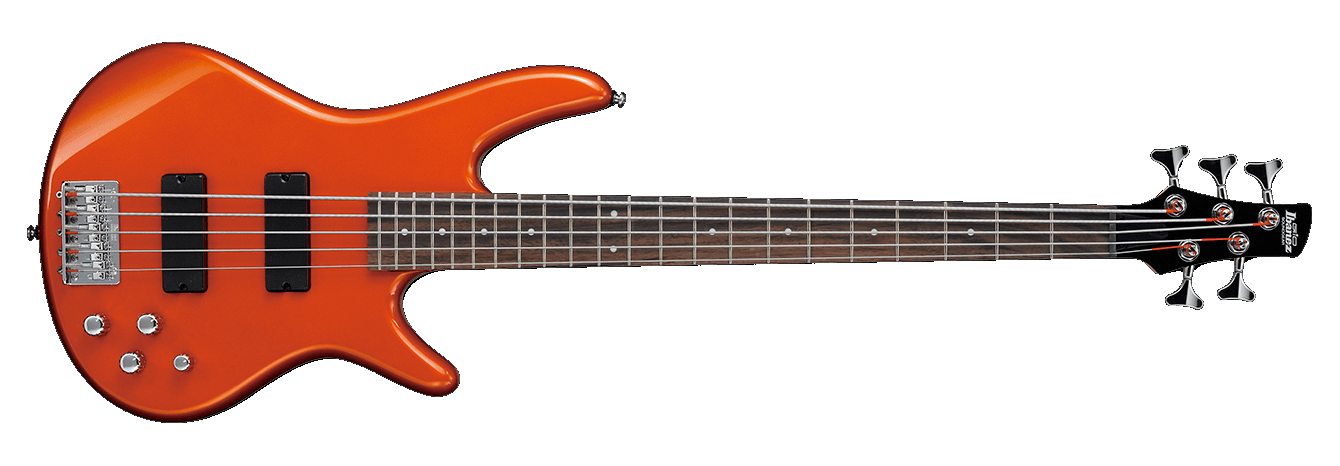 Ibanez GSR205 - Roadster Orange Metallic