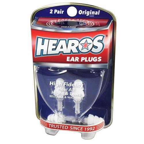 Hearos 211 HiFi Earplugs