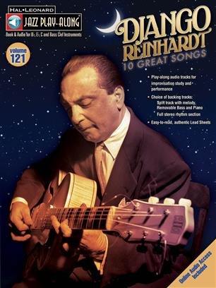 Django Reinhardt 10 Greatest Songs with CD