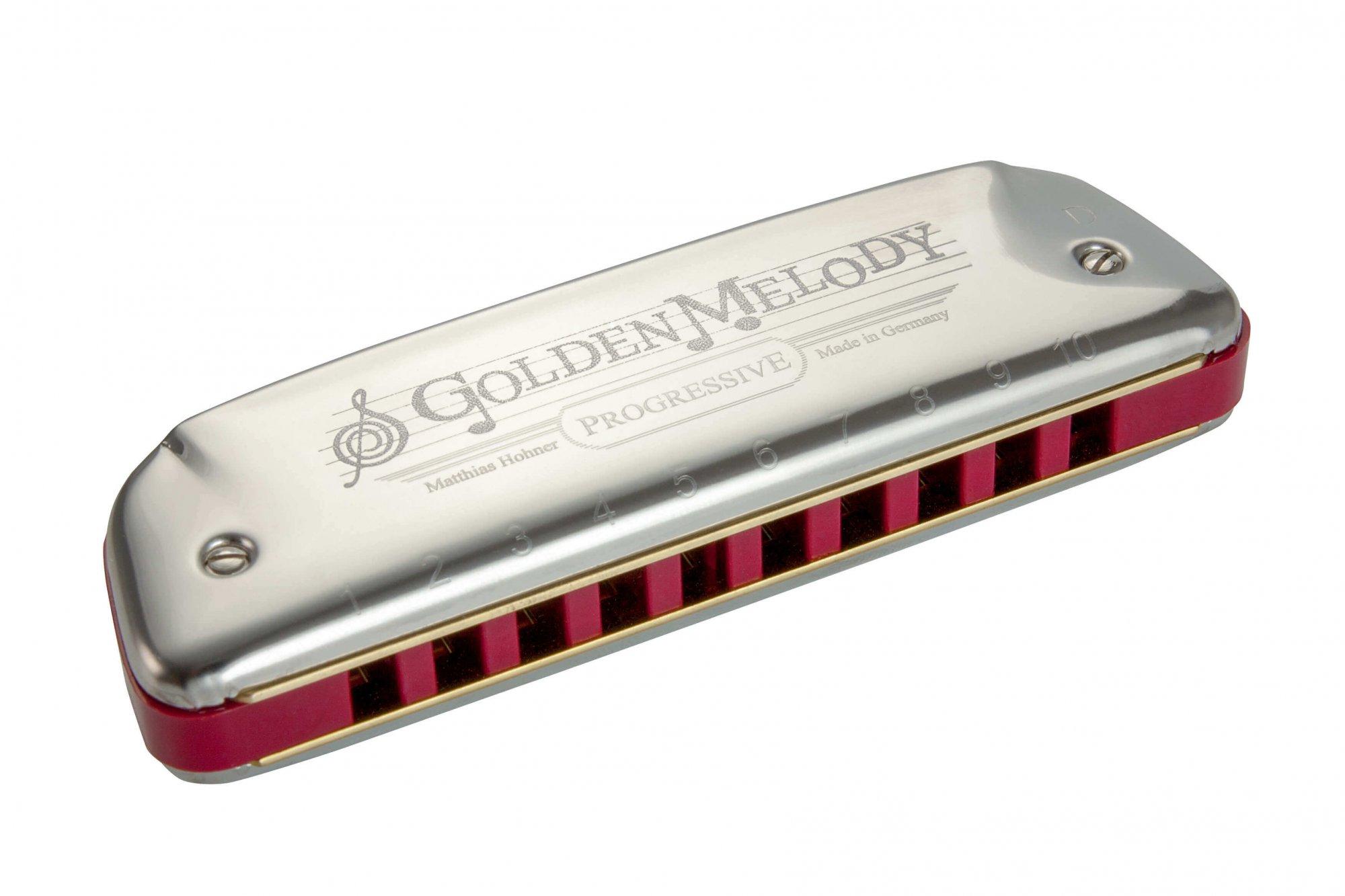 Hohner Golden Melody 542 Key of B