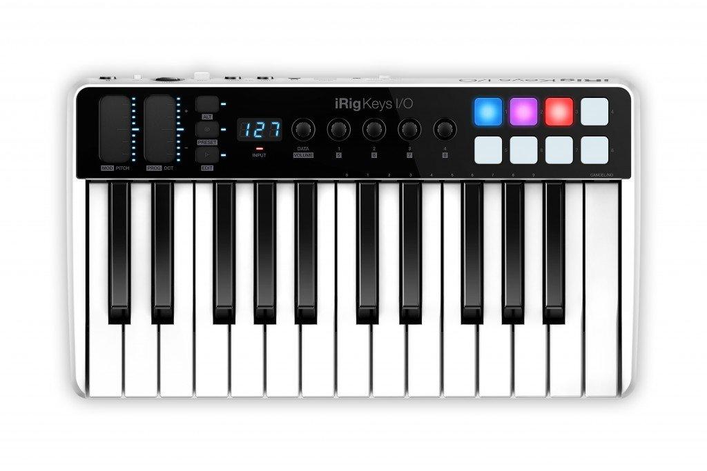 iRig Keys I/O 25 MIDI Controller / Audio Interface