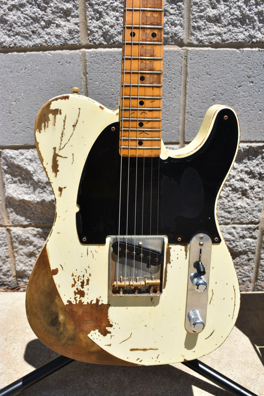 Fender Custom Shop Limited Edition Jeff Beck Esquire