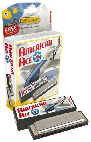 Hohner American Ace     Key of G