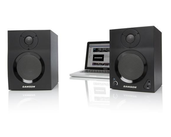 Samson Media One BT4 Powered Monitors