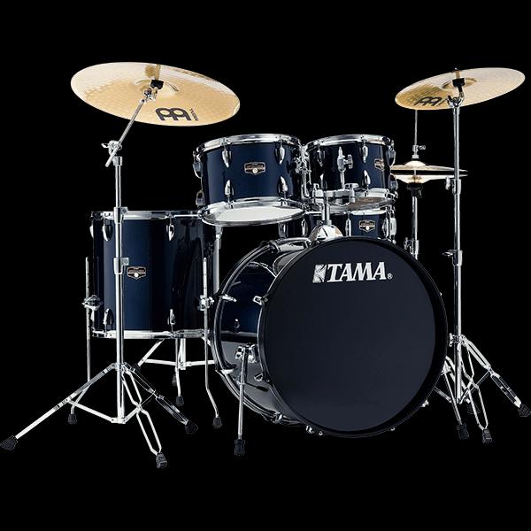 Tama IE52C Imperialstar 5 Piece Drum Kit        Dark Blue