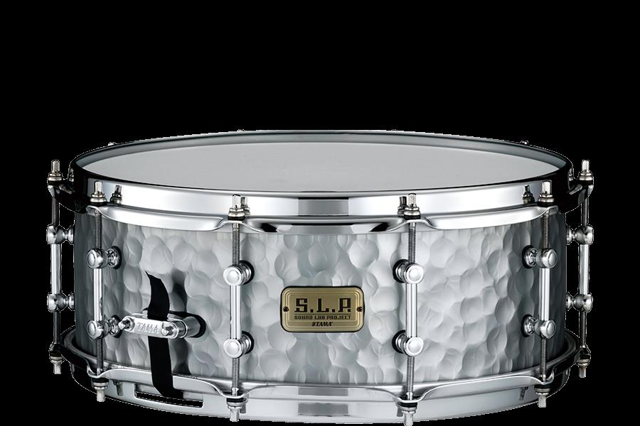 Tama LST1455H  Vintage Hammered Steel Snare