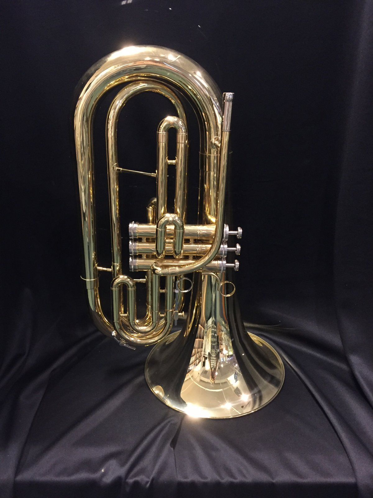 Bach 1106 Marching Baritone