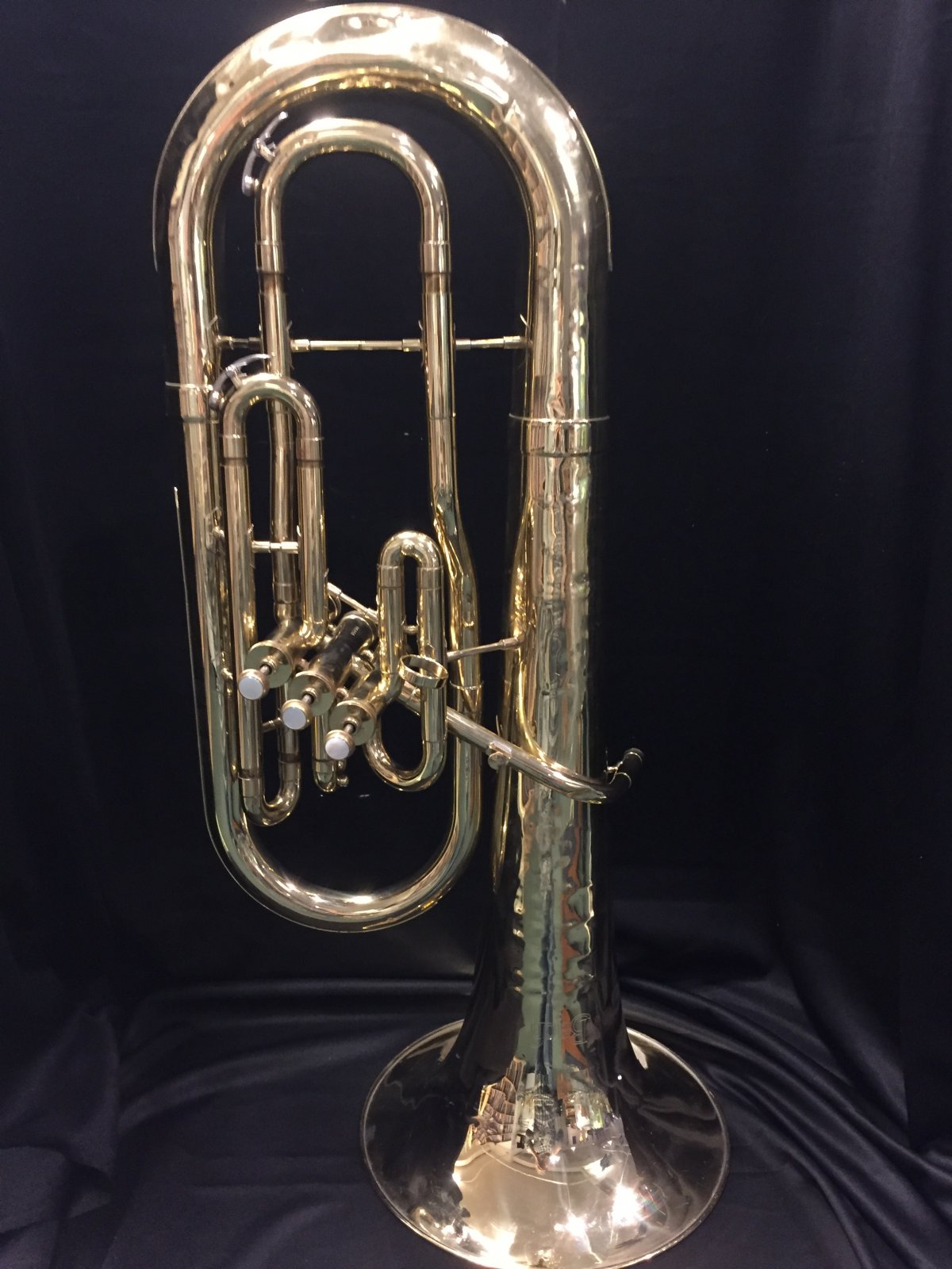 USED Bach 1829 3/4 Sized Euphonium - Fair condition