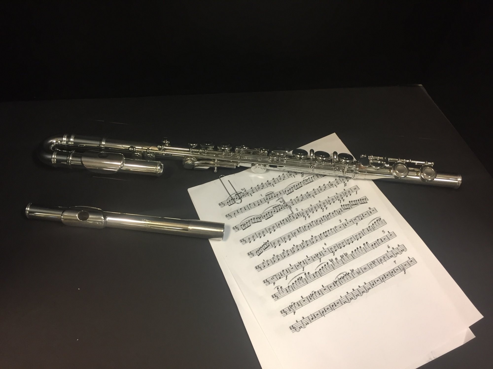 Armstrong 1042H Flute