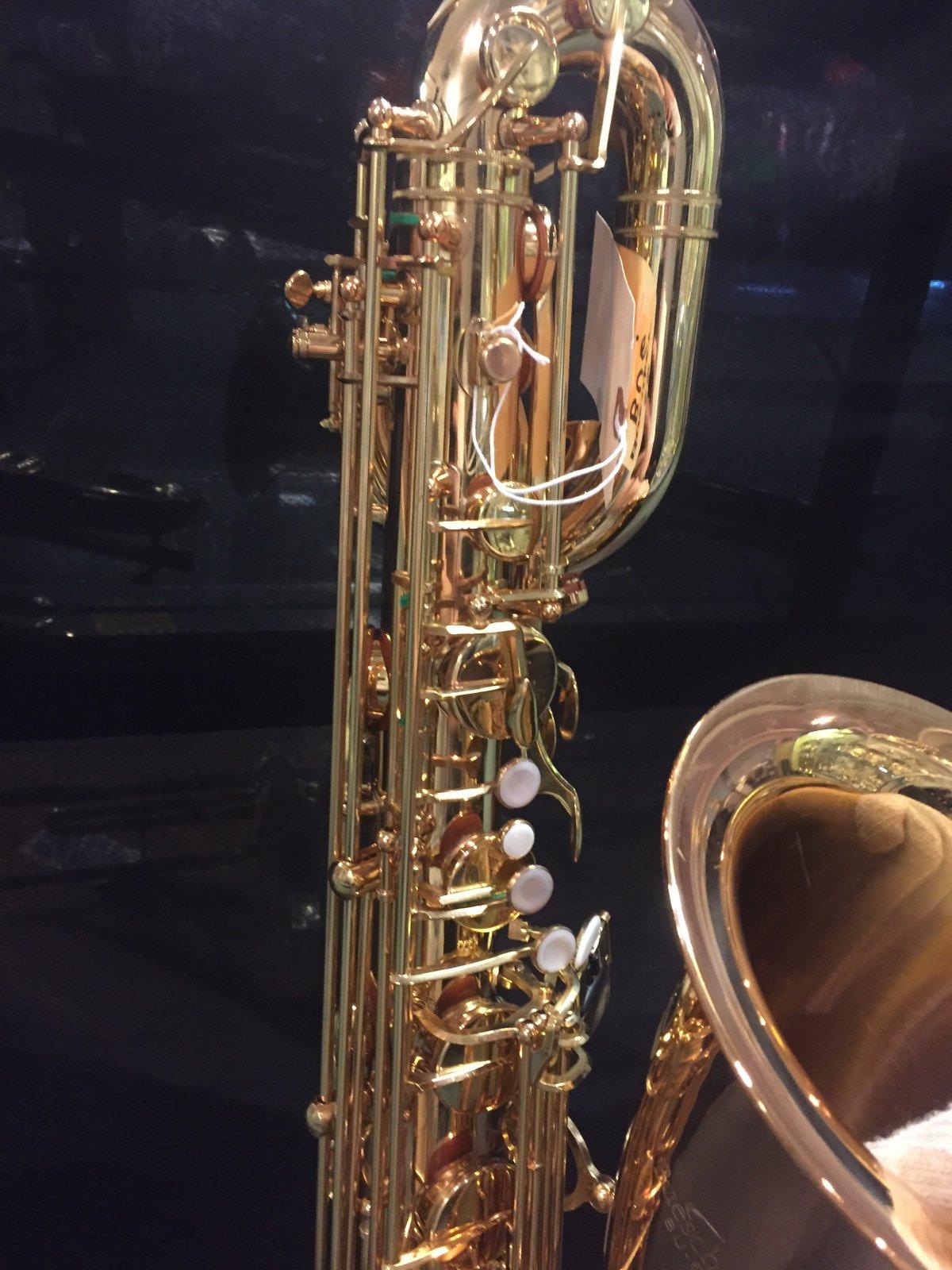 Buscher BU6 Baritone Saxophone