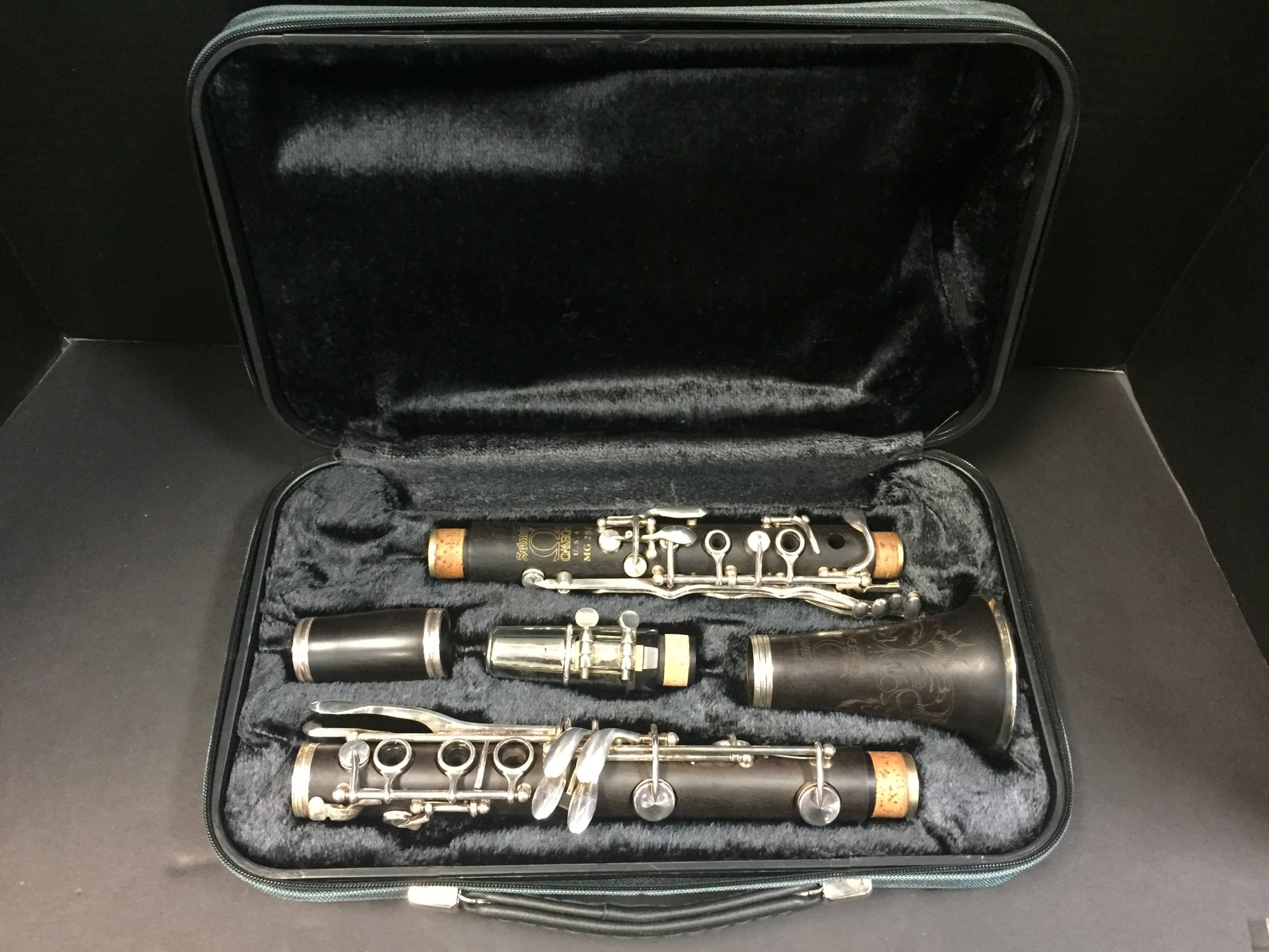 Selmer Omega MG 286 Clarinet