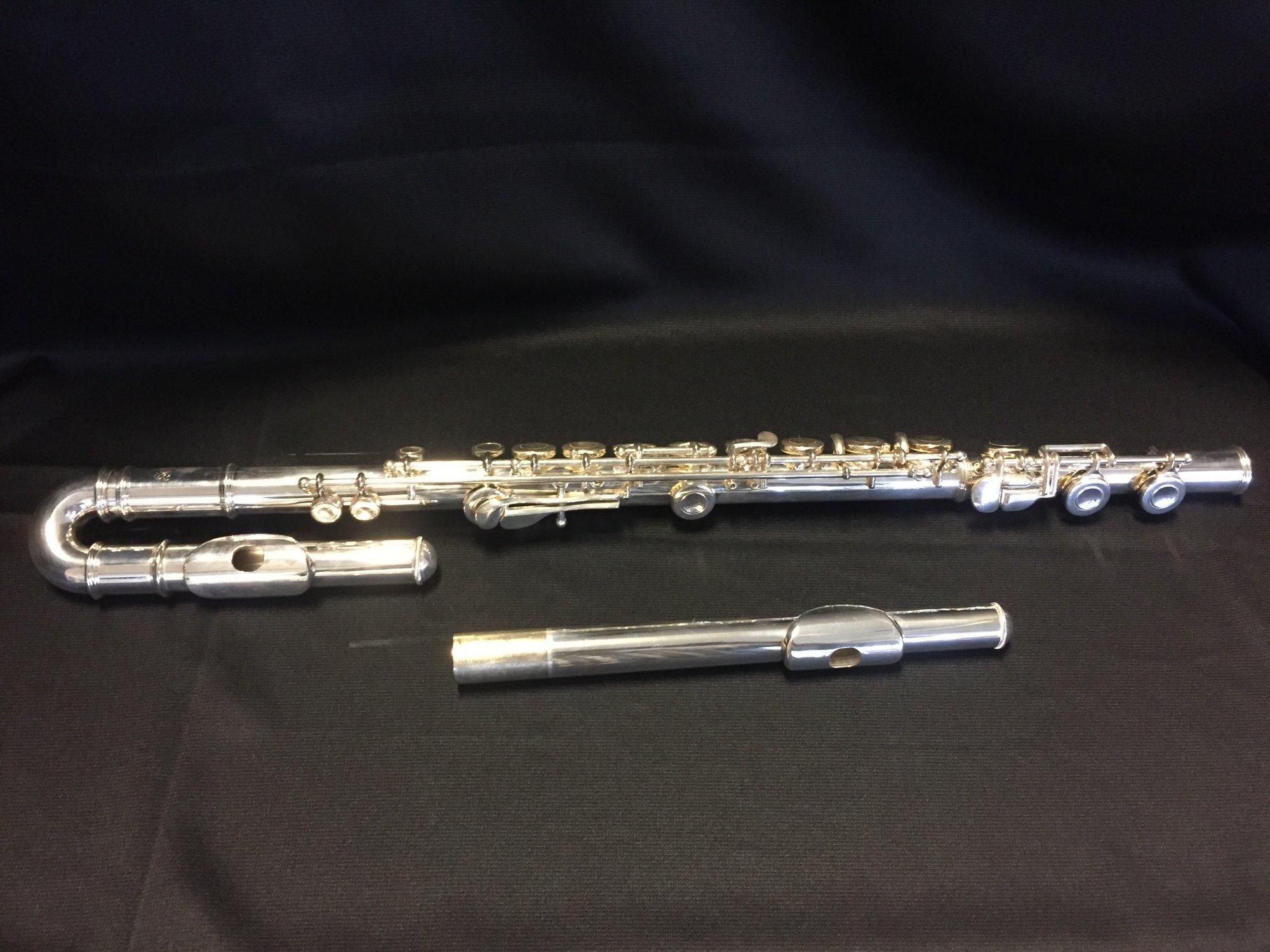Selmer 1206 SC Flute