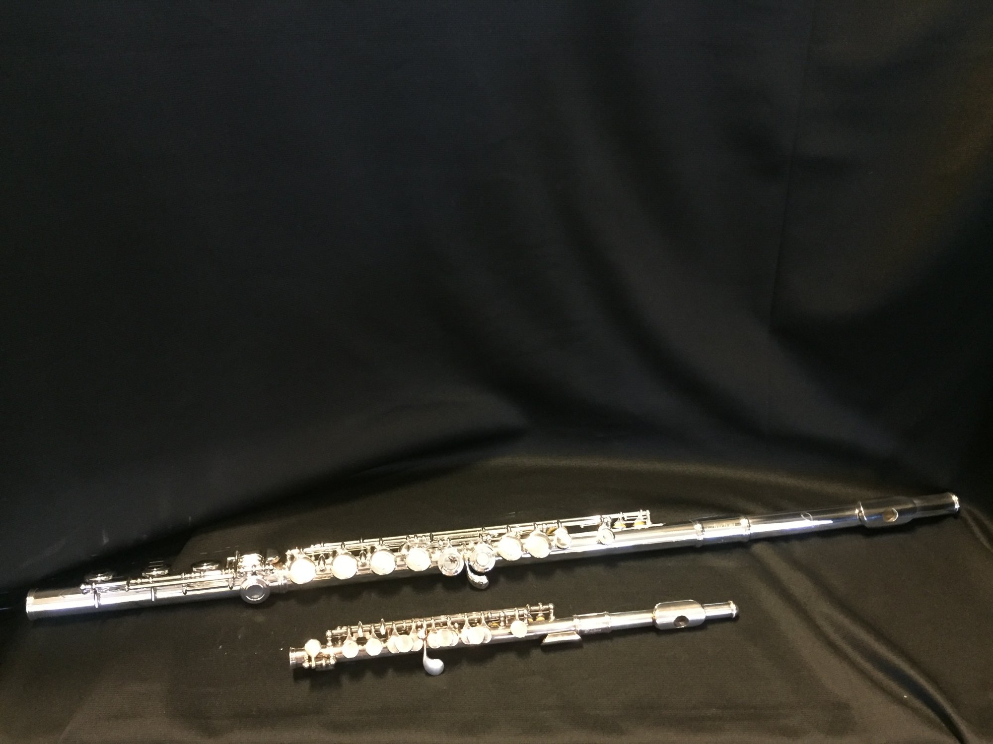 Armstrong 303B-OS Flute / 204 Piccolo Combo