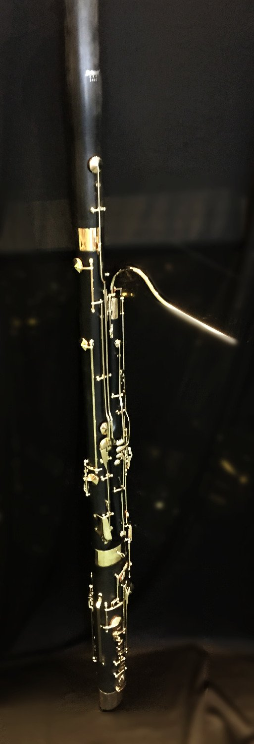 USED Selmer 1432B Bassoon - Matte finish, excellent condition