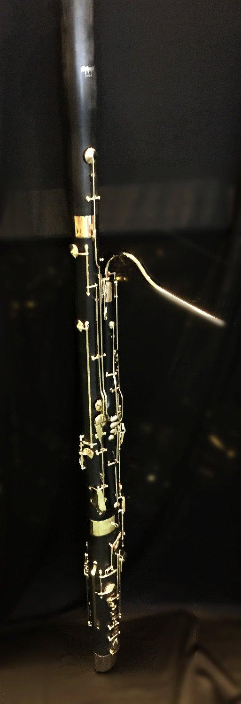 USED Selmer 1432 B Bassoon Glossy finish, good condition
