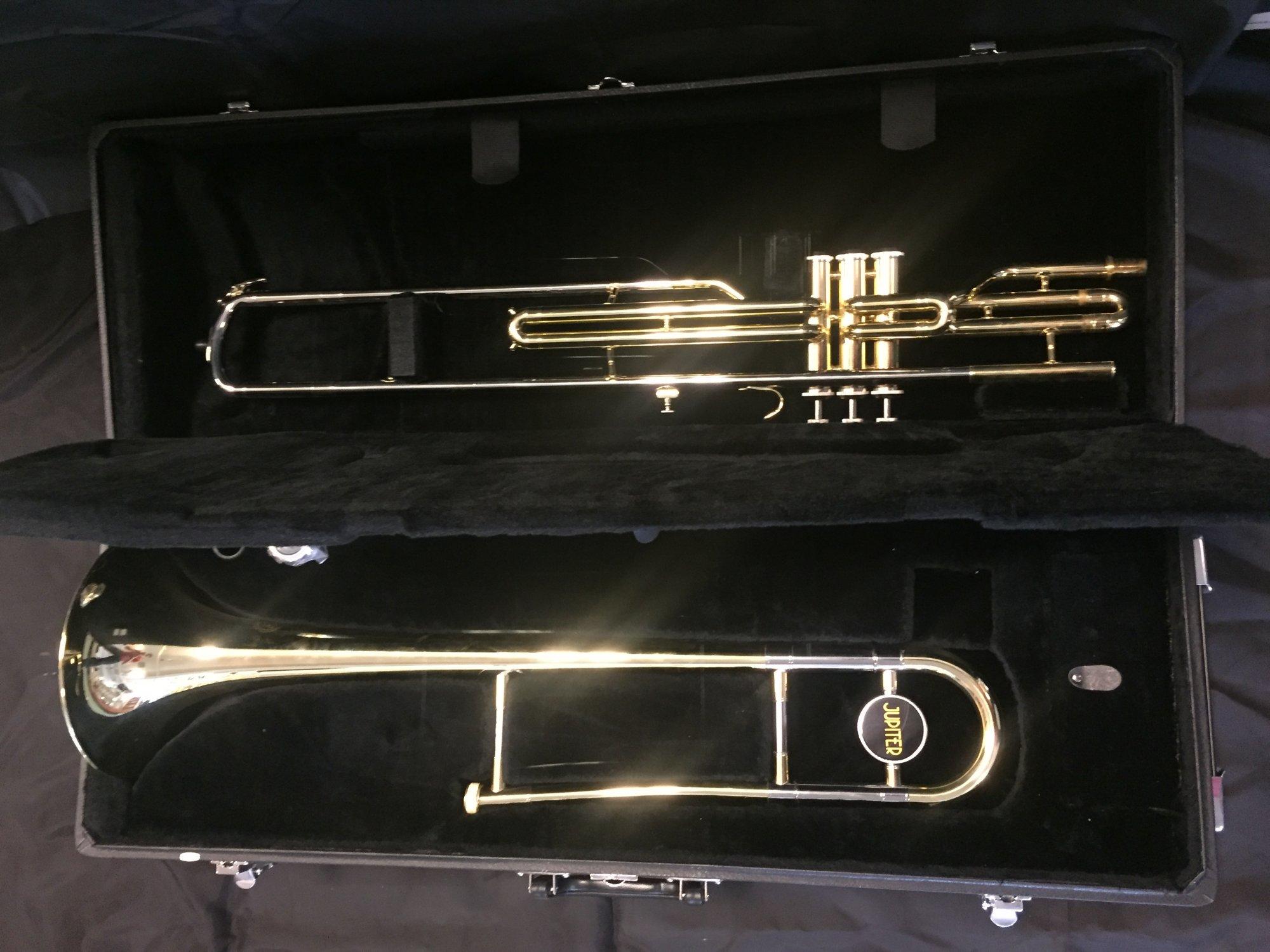 Jupiter JTB-700V Valve Trombone