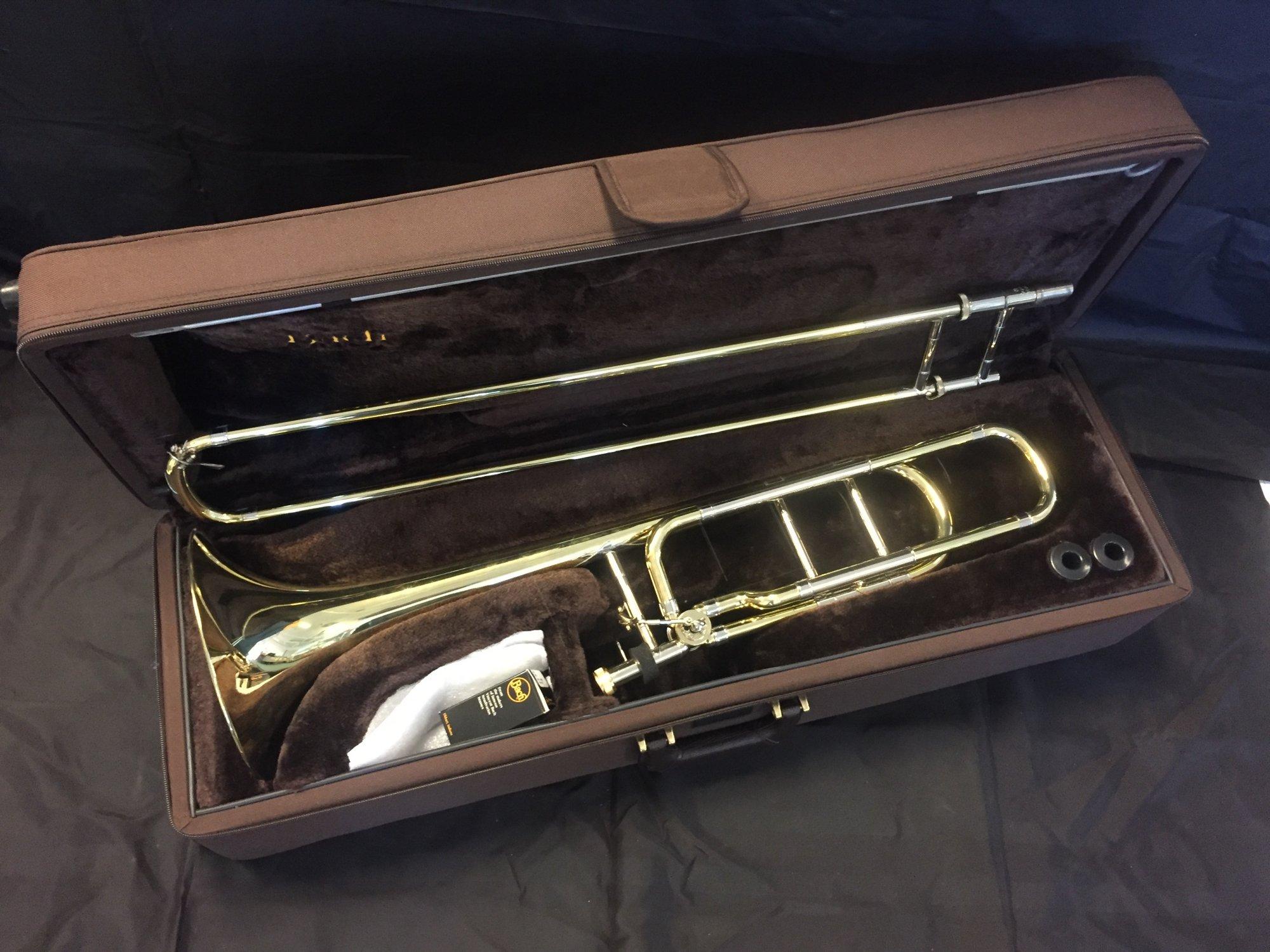 Bach Stradivarius 42B Trombone