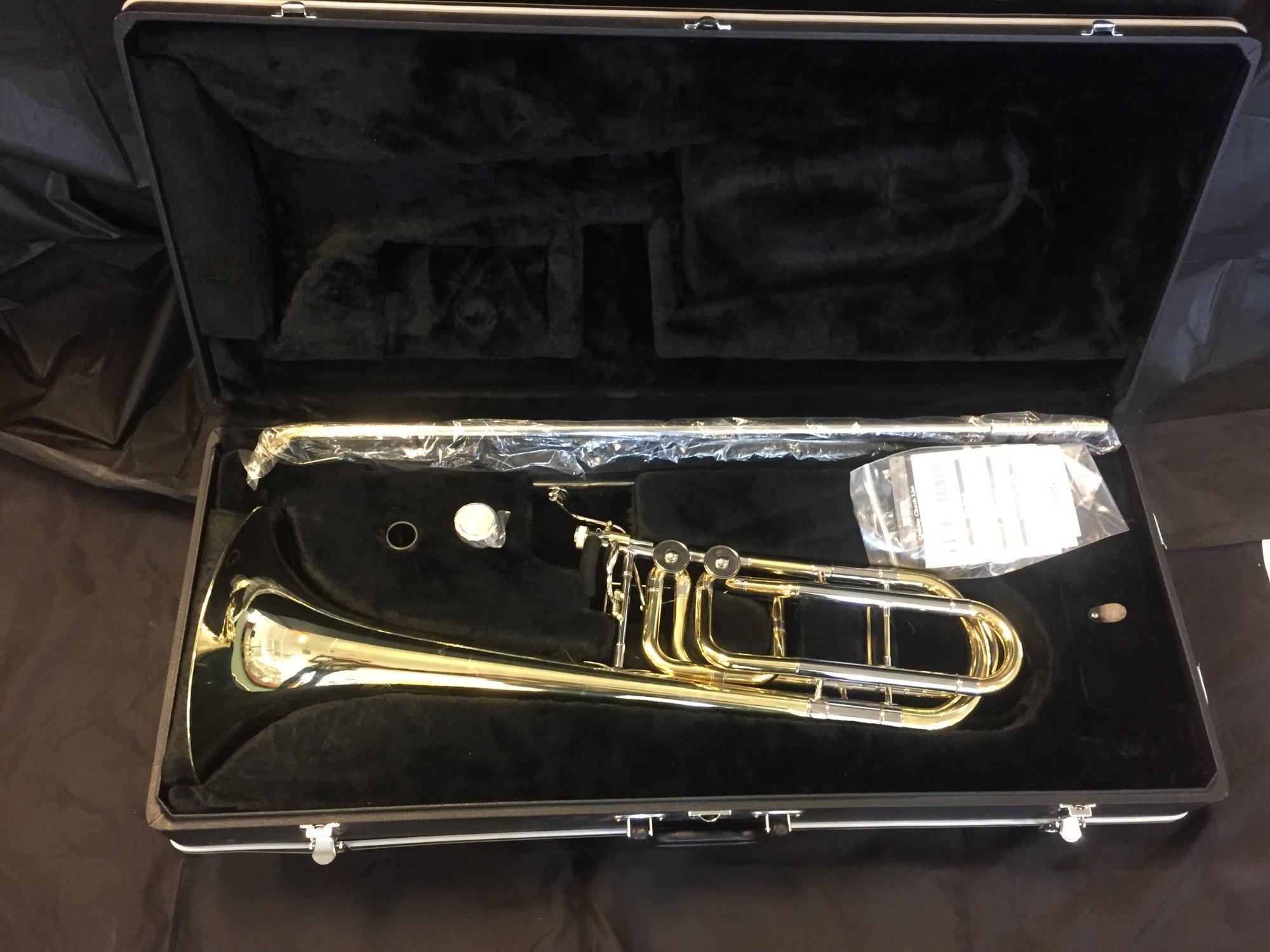 Jupiter JTB-1180 Bass Trombone - 805232347325