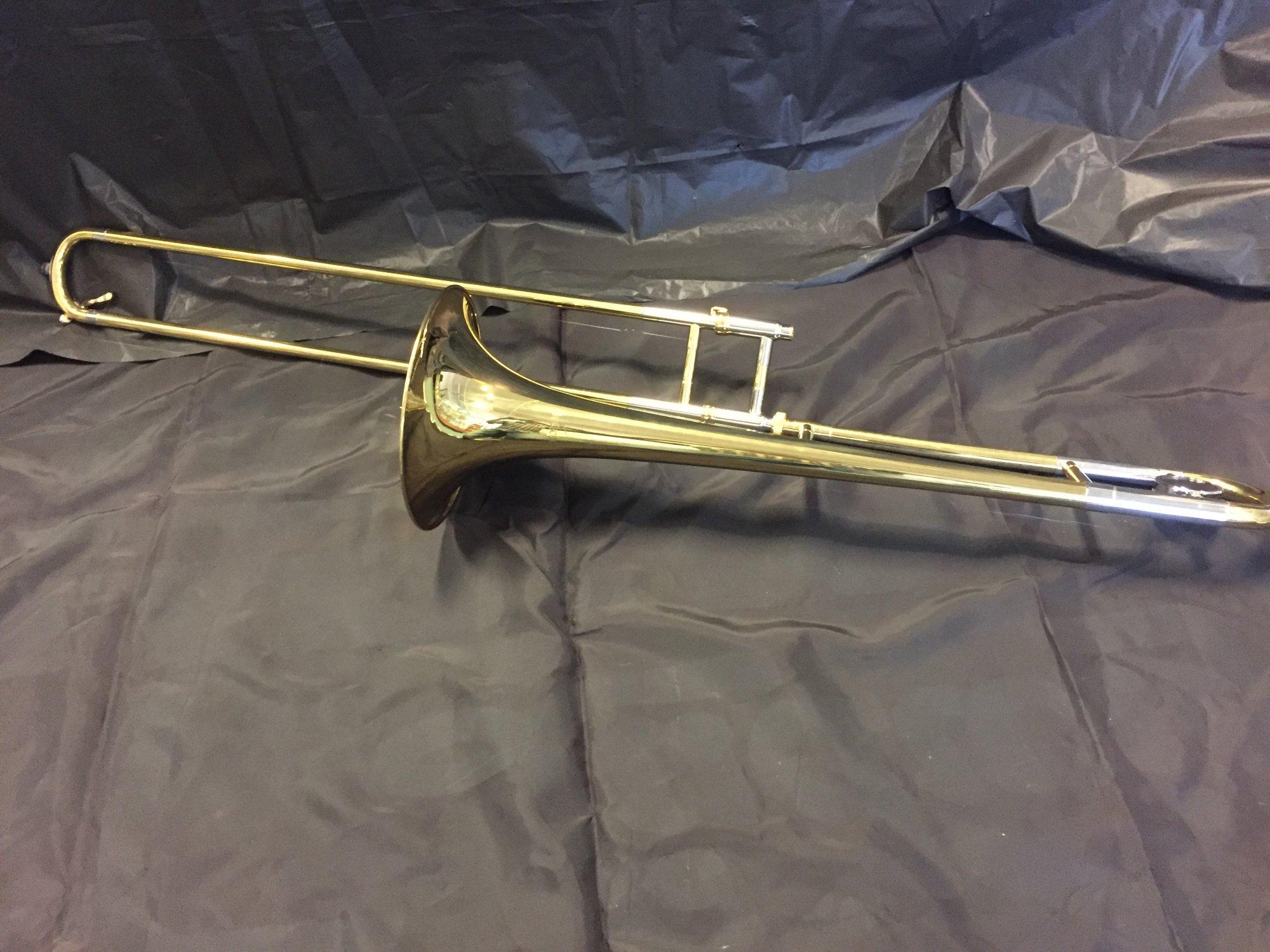 Buescher BU8 Trombone